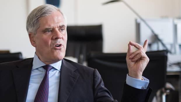 Bundesbankvorstand Andreas Dombret ist für die Bankenaufsicht zuständig
