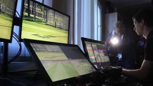 Der Video-Schiedsrichter griff beim Confed Cup in Russland bislang fünf Mal ein (Symbolbild)