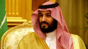 Der neue Kronprinz von Saudi-Arabien Mohammed bin Salman