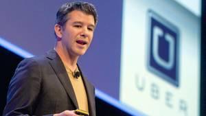 Uber - Travis Kalanick - Rücktritt - Investoren