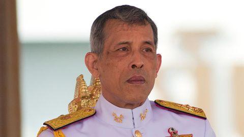Der thailändische König Maha Vajiralongkorn