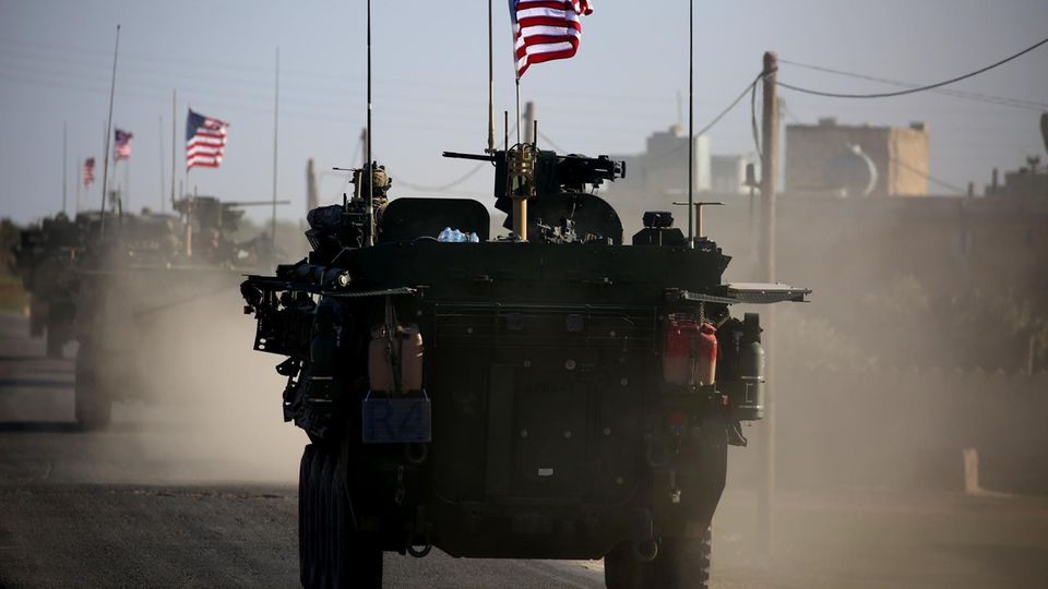 Boots on the Ground: US-Truppen operieren offen in Syrien.