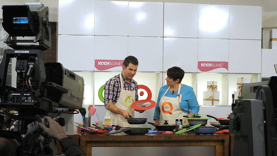 Homeshopping mit QVC