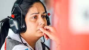 Formel 1 2017: Monisha Kaltenborn war die einzige Teamchefin