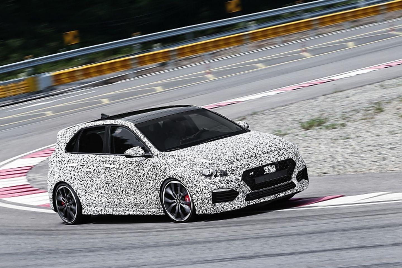 Das Fahrwerk des Hyundai i30 N ist gut ausbalanciert