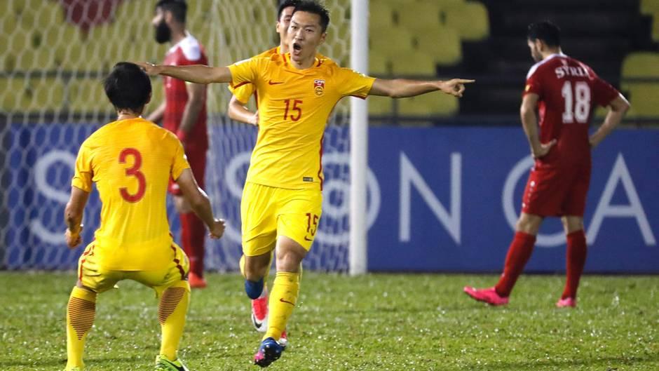 china fußball nationalmannschaft