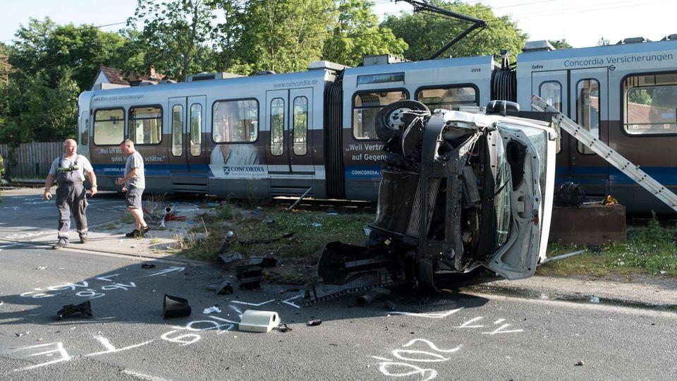 nachrichten deutschland - unfall hannover
