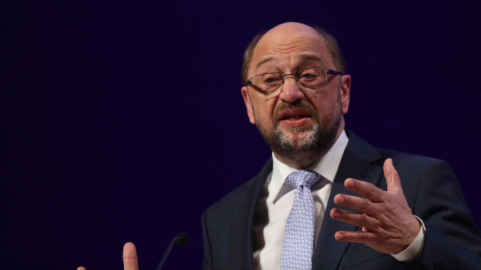 Martin Schulz Kritik Türkei