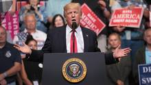 Donald Trump hat sich mit einer neuen Idee zur geplanten Mauer an der mexikanischen Grenze gebrüstet