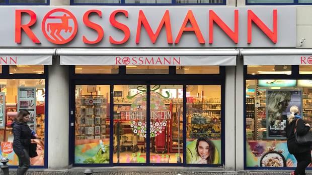 Rossmann-Filiale in Berlin