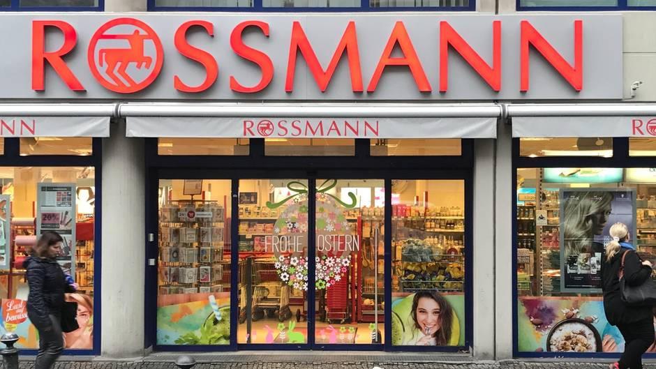 Rossmann Filialen Augsburg