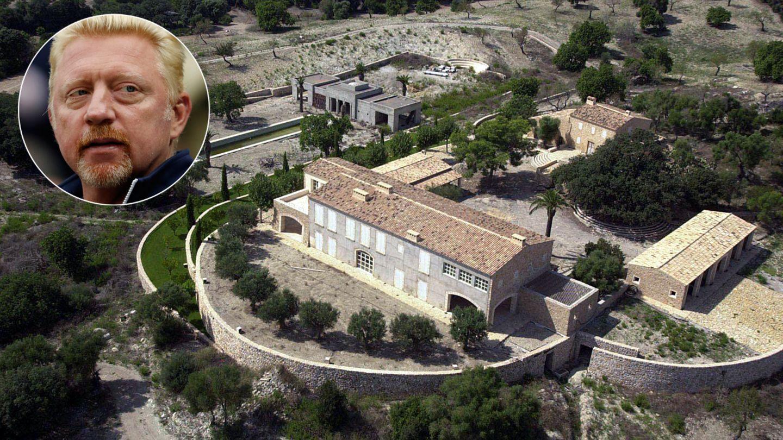 Bohlen mallorca adresse villa dieter Haus von