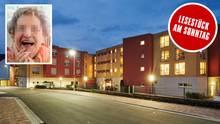 Verbrechen im Pflegeheim in der Pfalz