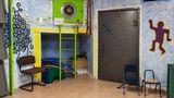 Bombensicheres Spielzimmer einer Grundschule inHurfeish, nahe der libanesischen Grenze im Norden des Landes