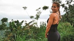 Rebecca Burger war eine bekannte Fitness-Bloggerin