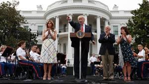 Donald Trump Comey-Bänder