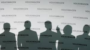 Die früheren Manager und Entwickler von VW sind in den USA angeklagt (Symbolbild)