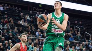 Isaiah Hartenstein - NBA-Draft 2017 - Houston Rockets