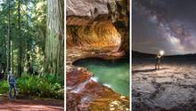 Entfernungsmesser Usa : Tipps für die zehn schönsten nationalparks der usa stern.de