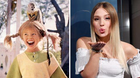 Pippi Langstrumpf und Bibi Beauty