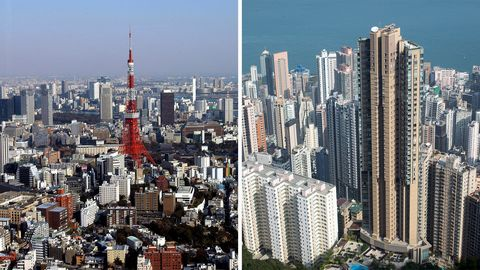 Lebenswerte Weltmetropolen: In diesen Städten lebt es sich am besten