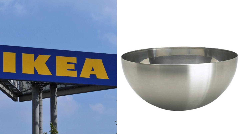 Ikea: Brandgefahr durch Obstschale