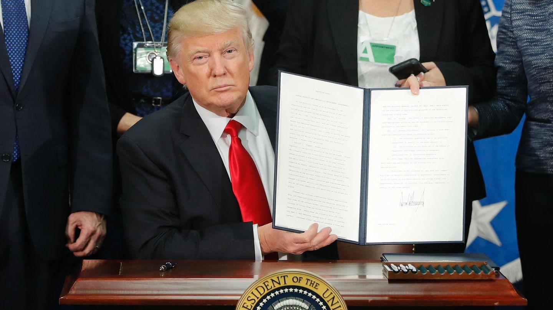 Donald Trump Muslimbann