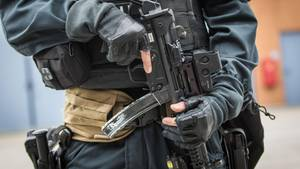 G20 Sicherheit Waffen