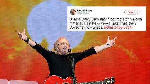 Barry Gibb