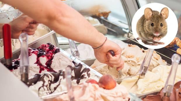 Der Kellner des Eiscafés habe aus Reflex gehandelt und bereue seine Tat, so das Management des Einkaufcenters