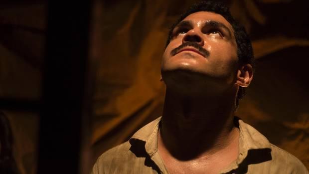 Marco de la O als El Chapo bei Netflix
