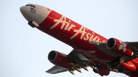 Air Asia Flugzeug