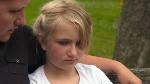 Kimberly ist acht Jahre alt, ihre Mutter leidet unter einer Angststörung.