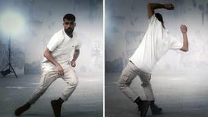 Majid Kessab (24) holte den Weltmeistertitel im Hip-Hop-Freestyle.