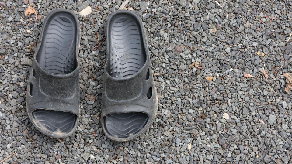 Weil er Sandalen trug, verweigerte ein britisches Restaurant einem Kunden den Zutritt (Symbolbild)