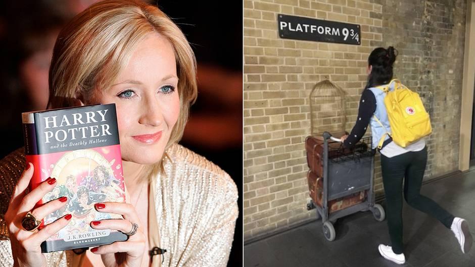 20 Jahre Jubiläum: Diese drei Dinge beweisen, dass Harry Potter mehr als nur eine Fantasy-Reihe ist