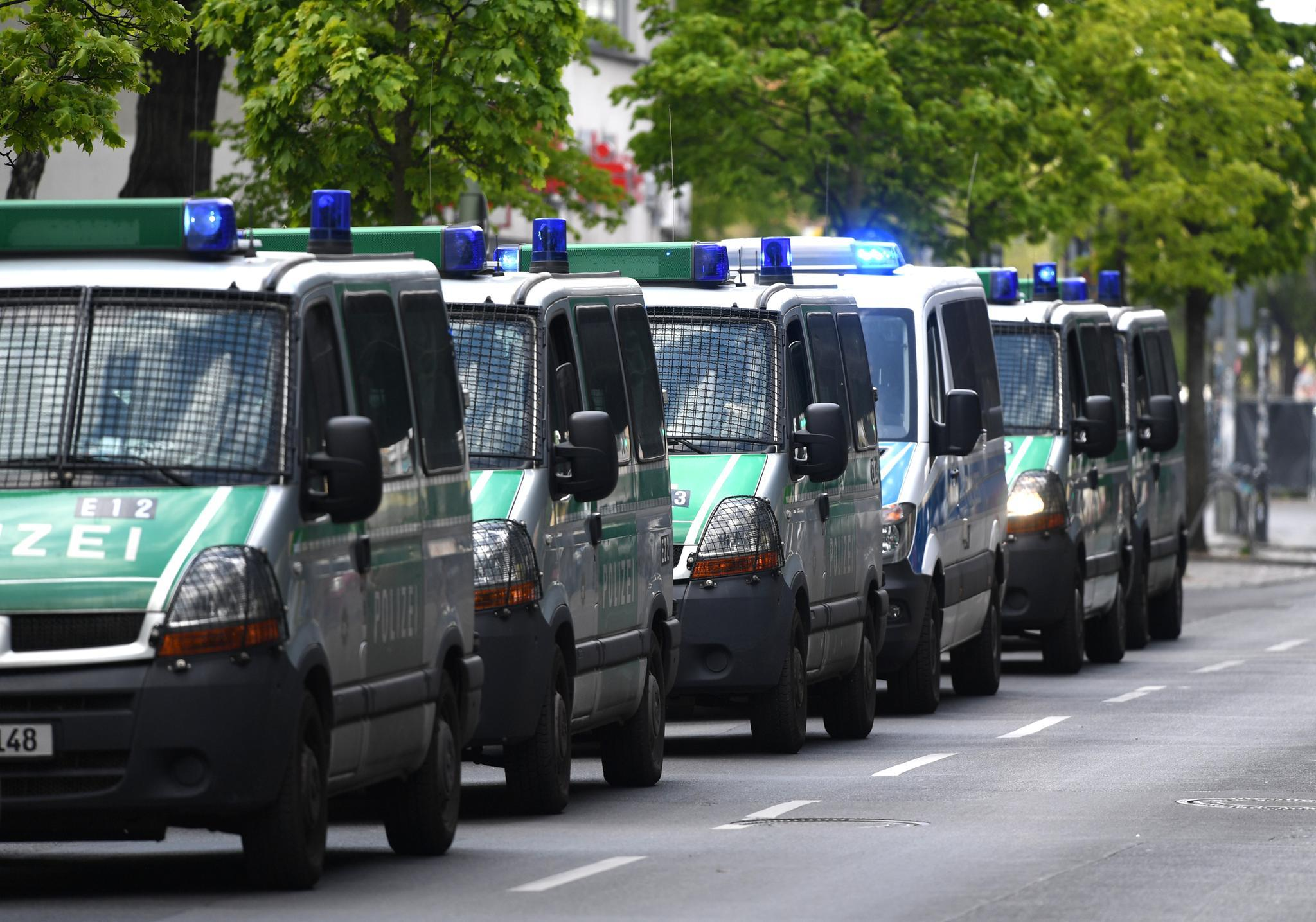 G20 Berliner Polizei Es Wurde Getrunken Getanzt Gepinkelt Und