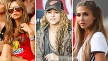 Ann-Kathrin Brömmel bis Victoria Beckham: Top 5 der Spielerfrauen