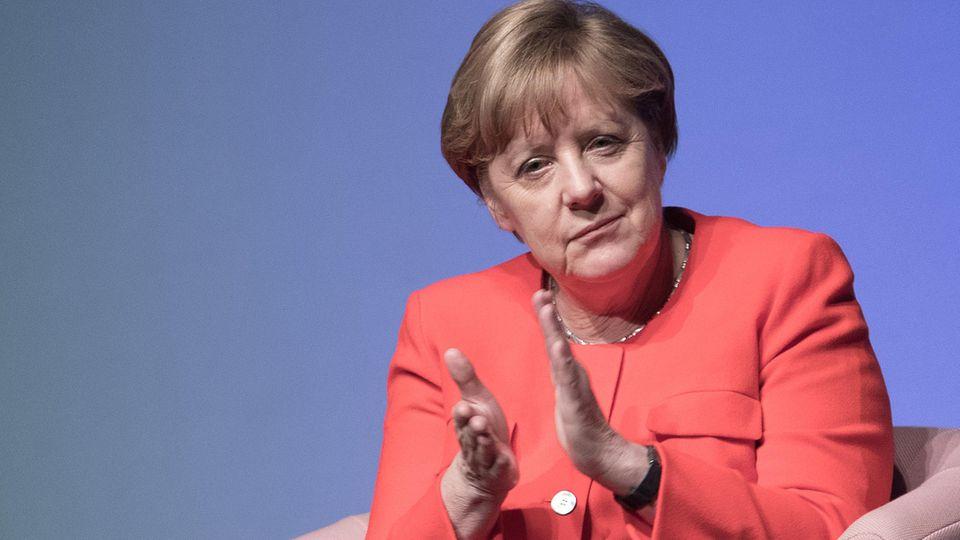 Angela Merkel macht beim Brigitte-Talk eine Kehrtwende beim umstrittenen Thema Ehe für alle