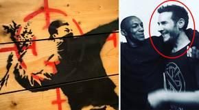 Banksy: Identität aufgedeckt? Ist dieser Sänger der berühmte Graffiti-Künstler?