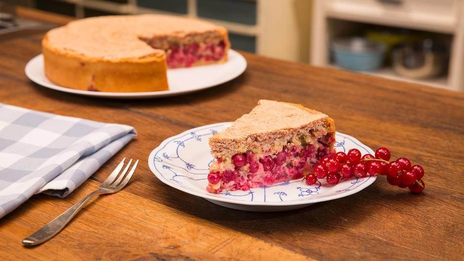 Schritt-für-Schritt-Anleitung: Johannisbeer-Kuchen - der spritzige Genuss für den Sommer