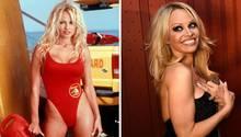 Pamela Anderson 50. Geburtstag