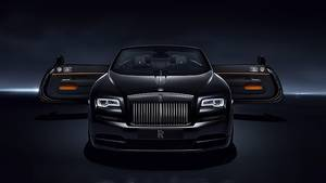 Rolls Royce Dawn Black Badge - feiert Premiere in Goodwood