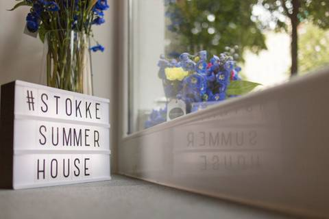 Stokke Summer House: Summer Event mit Stil-Beratung in Berlin
