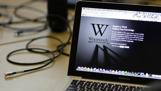 Bei Wikipedia wird man nicht nur klüger
