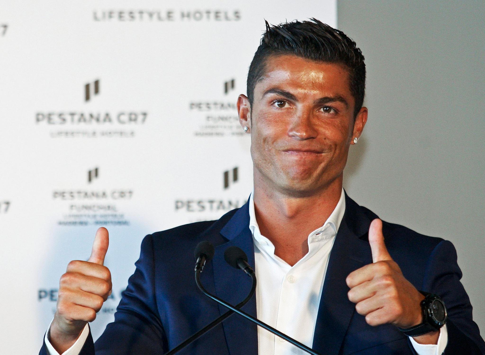 Cristiano Ronaldo bestätigt Geburt von Zwillingen