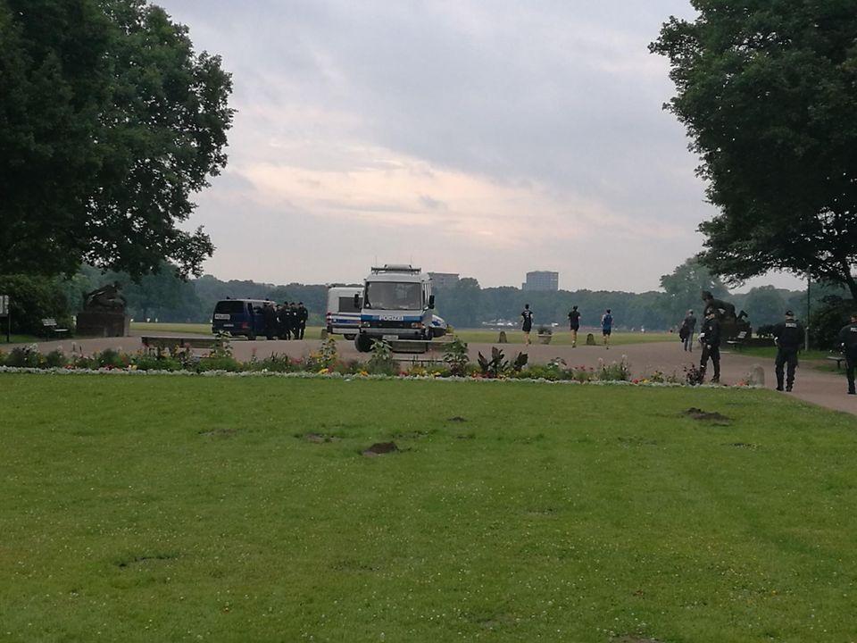 g20 gipfel hamburg stadtpark