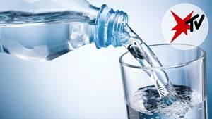 Der Deutschen liebstes Getränk: Sprudelt bei Ihnen das beste Mineralwasser?