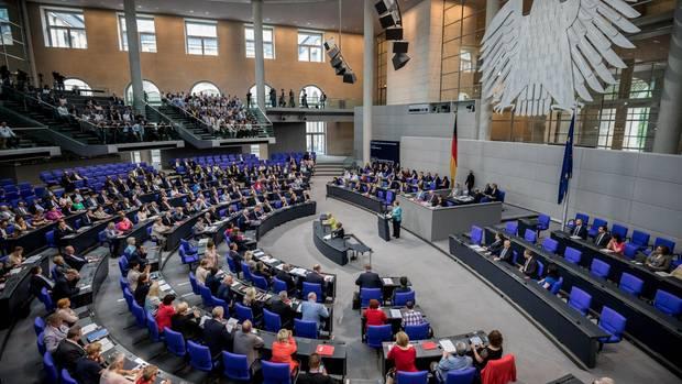 """Der Bundestag hat die """"Ehe für alle"""" beschlossen"""