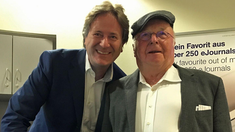 Frank Behrendt und Norbert Blüm